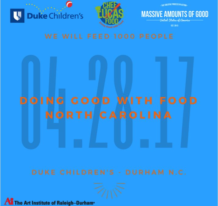 Doing Good with Food – North Carolina